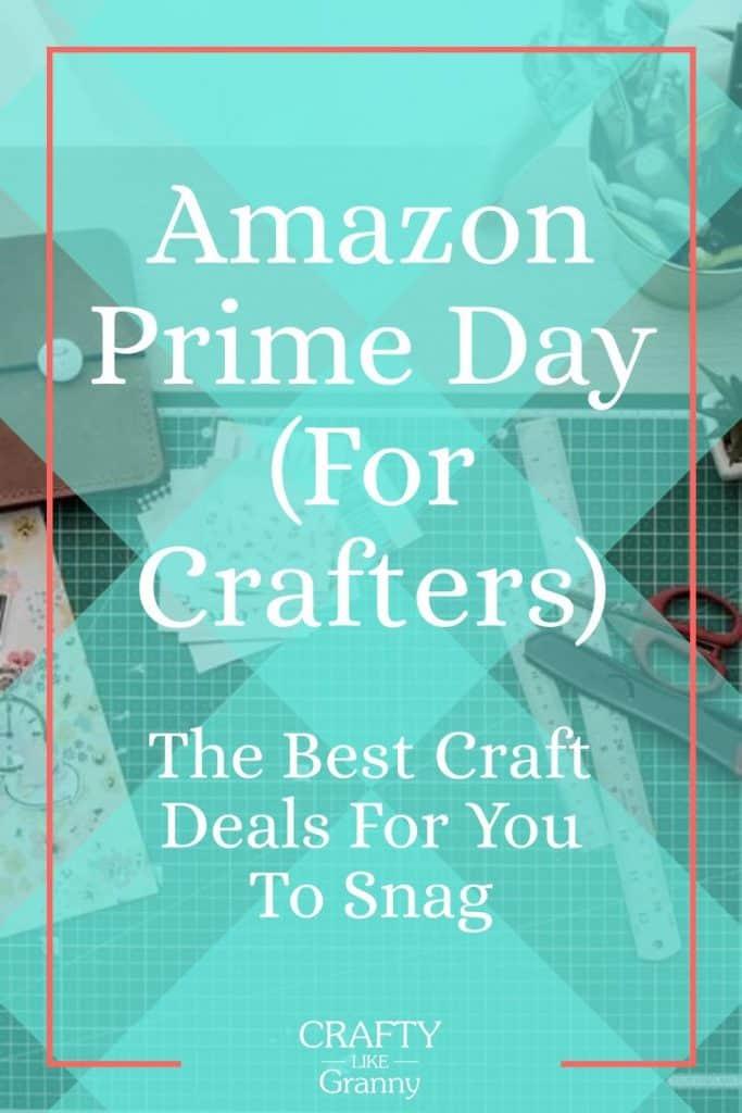 CLG Amazon Prime Day Pin
